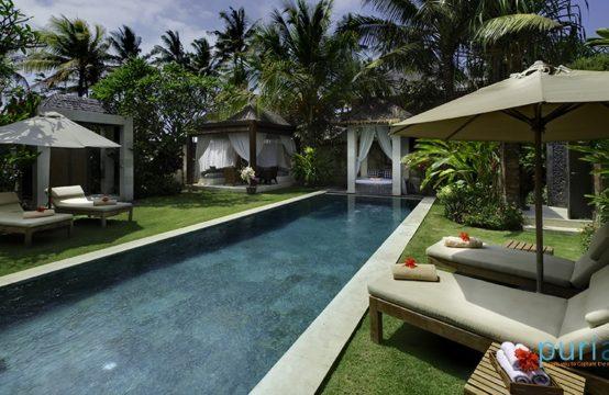 Majapahit Villa Raj - Pool and Bale