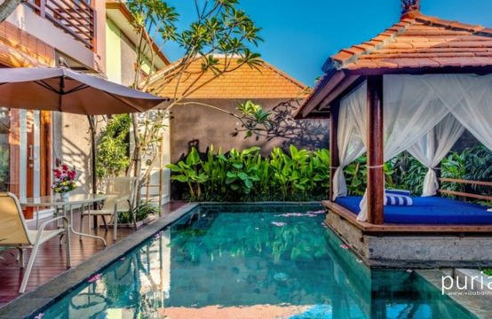Omah Mutiara - Pool