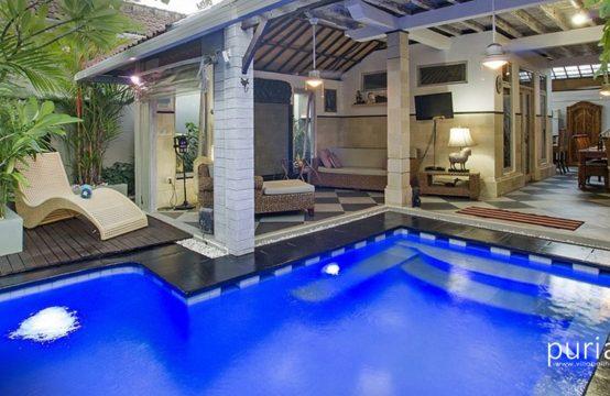 Villa Firdaus - Pool