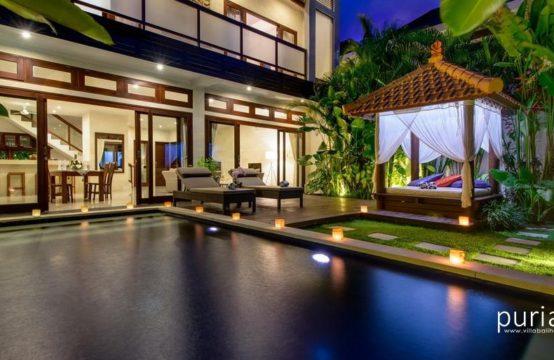 Villa Istana Dua - Swimming Pool