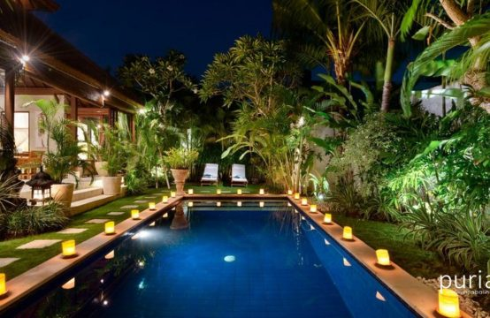 Villa Istana Satu - Swimming pool