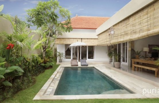 Villa Melati - Pool