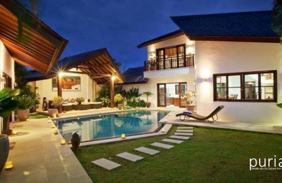 Villa Origami - Garden-Swimming-Pool