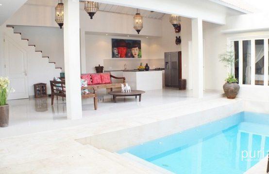 Villa Santai Batubelig - Living Area