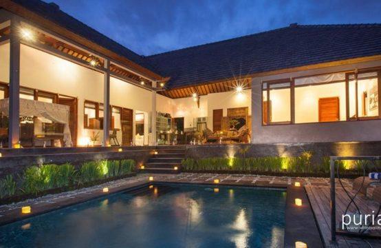 Villa Umah Wake - Front view