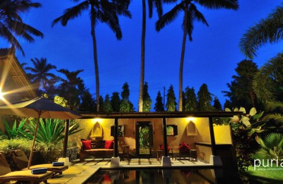 Jendela Di Bali - Pool area