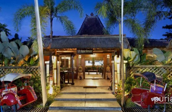 Villa Berawa - Front view