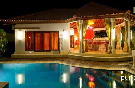 Villa Sun - Pool area