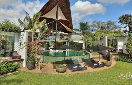 Villa Toraja - Front view