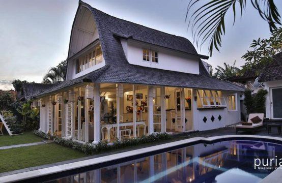 Villa Abida - Pool and Villa