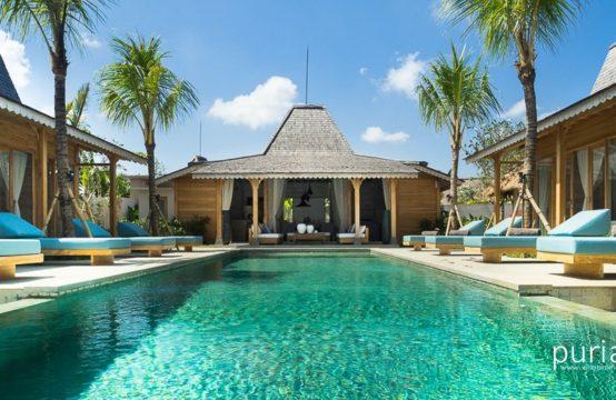 Villa Taramille - Pool and Villa