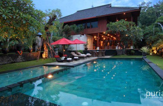 Villa Umah Di Sawah - Pool