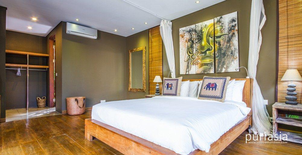Villa Yoga   Bedroom