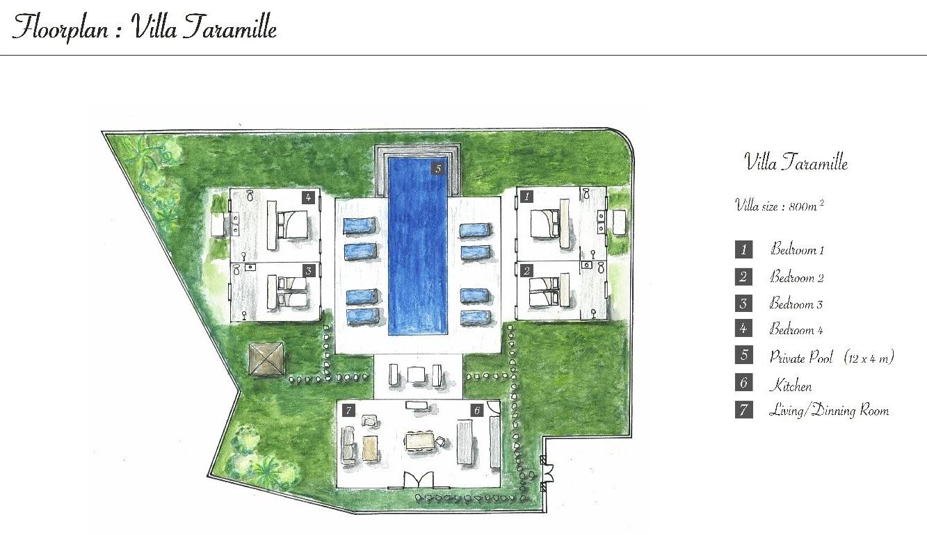 Villa Taramille