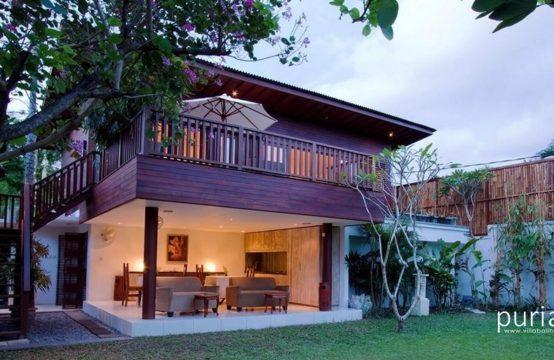 Villa Damou - View