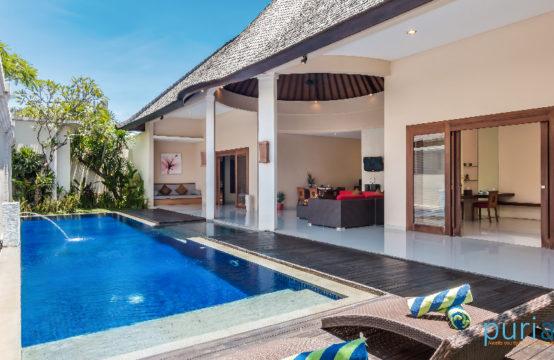 Villa Oval - Pool