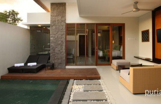 Samaja Villas Kunti - Pool and Villa