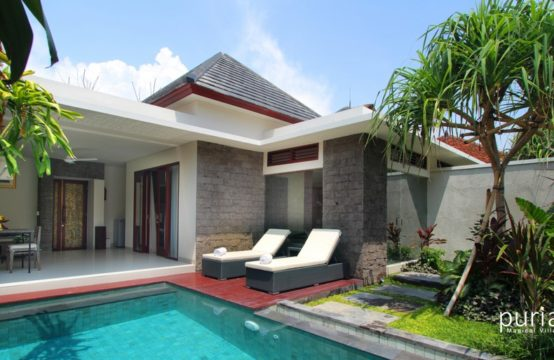 Royal Samaja Villas - Pool and Villa