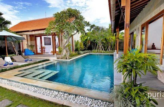 The Tamantis Villas - Pool and Villa