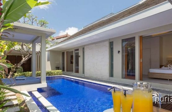 Bali Easy Living Villas - Pool Area