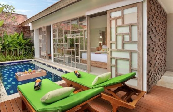 Manca Villa - Pool