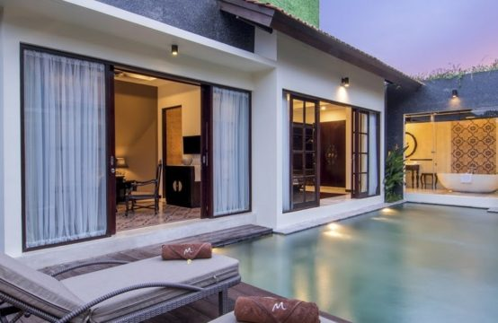 Villa M Bali Umalas - 1 Bedroom Pool Villas