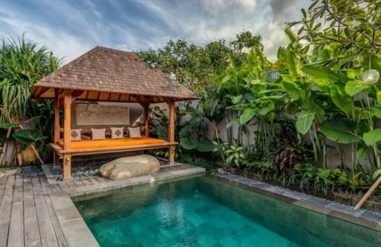 Villa Indah - Pool Bale