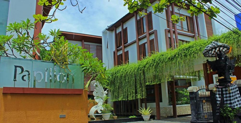 Pappilon Umalas Villas Villas In Umalas Villa Bali Holidays