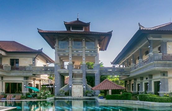 Villa Bali Castle