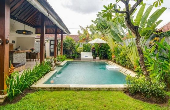 Jagaditha Villas - One Bedroom Garden