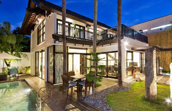 Yuubi Villa - Pool and Villa