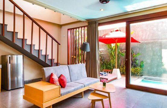 Jiva Villa - Living Room