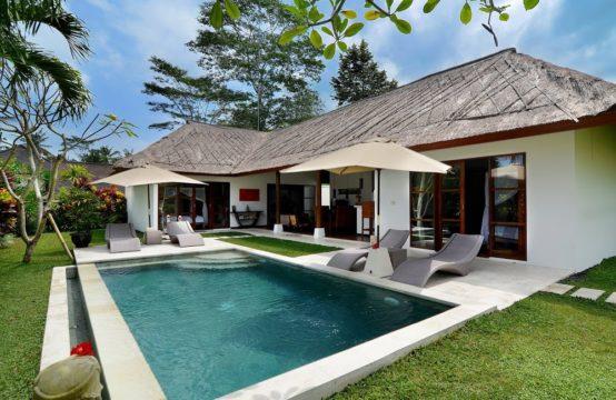 Villa Candi Kecil Tiga - Swimming pool