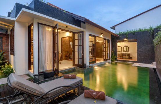 Villa Nusa Indah - Pool