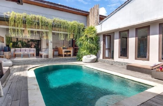 Villa Chamade - Pool