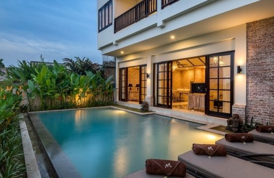 Villa Kenanga - Pool Night