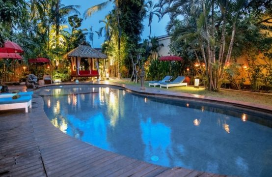 Secret Jungle Villas