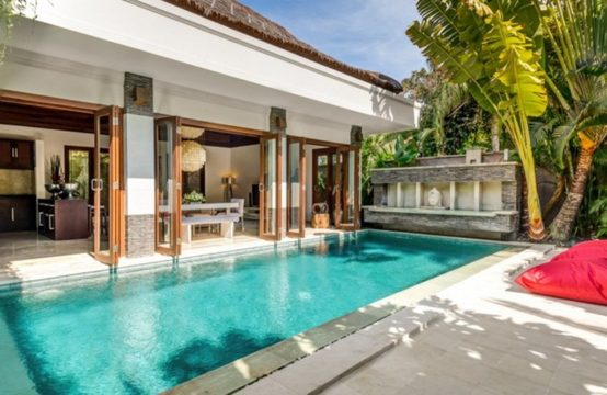 Villa Menari - Pool