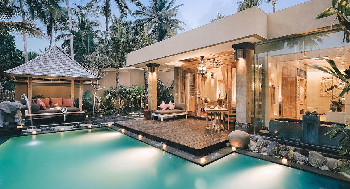Kuwarasan Villa Honeymoon Villa In Ubud Villa Bali Holidays
