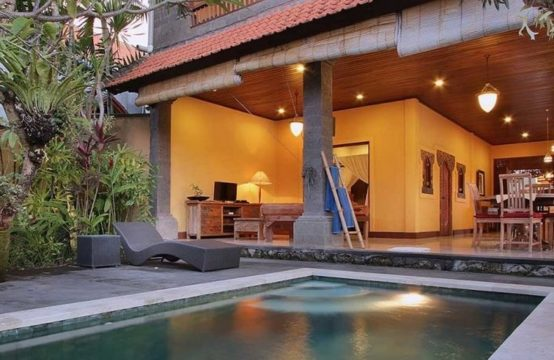 Villas UmahBidadari - Pool